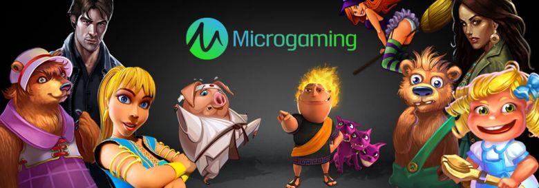 Онлайн слоты Microgaming (Микрогейминг)
